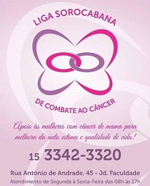 Atendimento da Liga Sorocabana de Combate ao Câncer