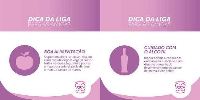 Dicas de prevenção ao câncer de mama