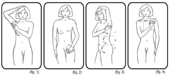 Automassagem em fisioterapia para mulheres mastectomizadas