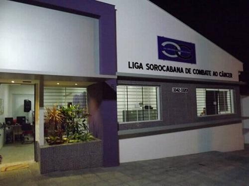 Sede da Liga Sorocabana de Combate ao Câncer