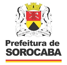 Logo da Prefeitura de Sorocaba, cidade de São Paulo
